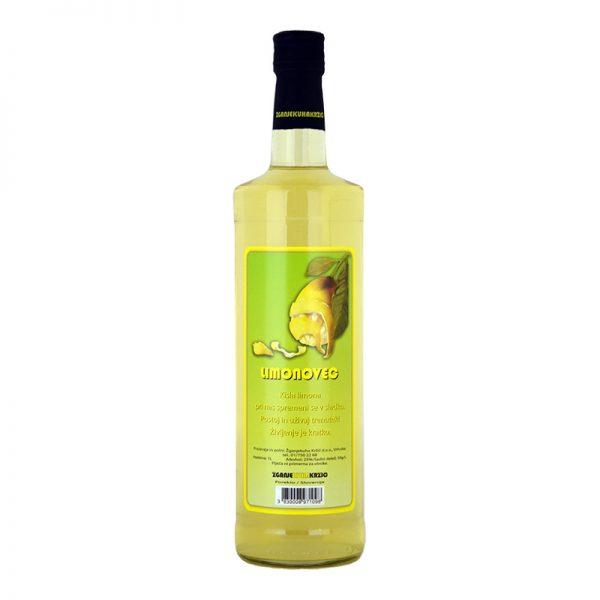 Limonovec - naravno slovensko žganje - Krzič
