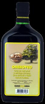 Orehovec - slovensko domače žganje