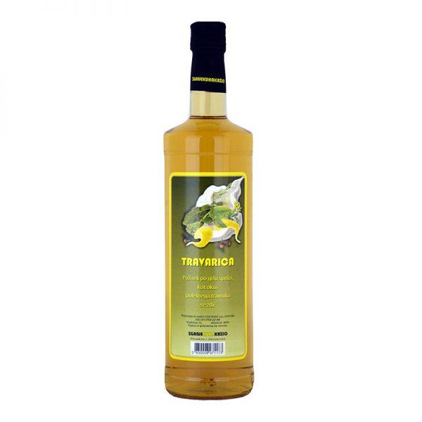 Travarica - naravno slovensko žganje - Krzič